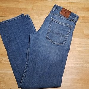 Lucky Brand 361 Vintage Straight Jean's 30x34